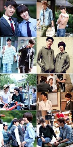 To The Beautiful You Behind the Scenes :)