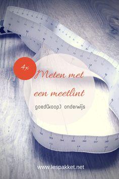 Goe(koop) onderwijs: 4 activiteiten om te meten met een meetlint - jufBianca.nl