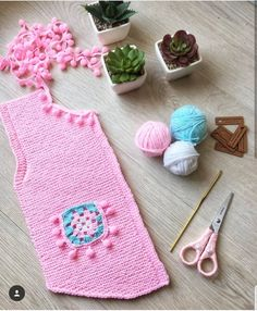 Diary Irina_Repeynik: LiveInternet - Russian Service of Online Diaries Crochet Doily Patterns, Baby Knitting Patterns, Crochet Doilies, Knitting For Kids, Crochet For Kids, Crochet Baby, Baby Vest, Crochet Fashion, Baby Sewing