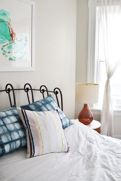 Add a splash to your home decor with a wall art print from Minted.