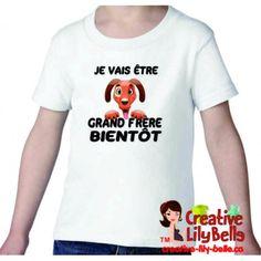 Personnalisé Grand Frère Kids Homme Fashion Vêtements Imprimé Haut à Capuche