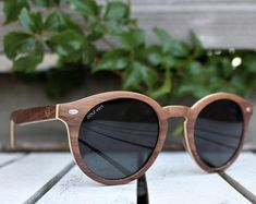 Etsy :: Your place to buy and sell all things handmade Wooden Sunglasses, Sunglasses Box, Groomsmen Gifts Unique, Groomsman Gifts, Walnut Wood, Polarized Sunglasses, Retail Box, Unisex, Wooden Boxes