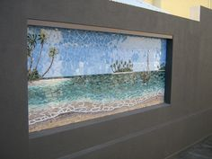 Mosaics Perth, Amazing Paintings Perth, Water Features Perth, Mosaic Artist Perth, Island ocean