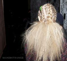 braids & frizz!