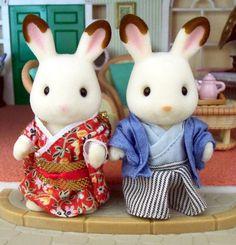 Kimono Rabbits