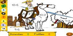 Escuela infantil castillo de Blanca: JUEGA CON DON QUIJOTE