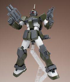 FULL REVIEW: P-Bandai MG 1/100 TENNETH A. JUNG's GM SNIPER CUSTOM http://www.gunjap.net/site/?p=331774