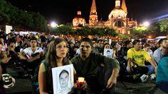 POEMA PARA LOS 43 DESAPARECIDOS DE AYOTZINAPA...DIFUNDE.................................MEXICANO