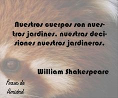 Frases de motivacion para adelgazar de William Shakespeare