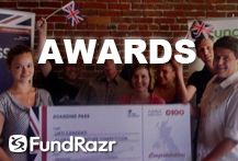 FundRazr Awards Broadway Shows, Awards, Campaign, Technology, Tech, Tecnologia