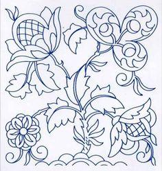Gallery.ru / Photo # 48 - Embroidery III - GWD jacobian