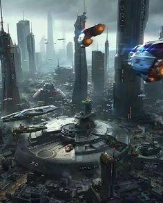 Cyberpunk Aesthetic, Cyberpunk City, Futuristic City, Futuristic Technology, Cyberpunk 2077, Futuristic Architecture, Technology Gadgets, Technology Design, Architecture Art