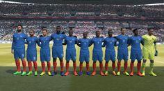 France vs Paraguay | International Friendly Match HD PC Gameplay PES 201...