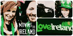 MOVING TO IRELAND Moving Overseas, Overseas Travel, Moving To Ireland, Need To Know, To My Daughter, Castle, Website, Poster, Castles