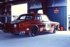 Stephen Sharkey Volvo 122 2.5l Trans-Am-Race-Car
