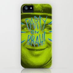 PARTY ON iPhone Case by Josh LaFayette | Society6