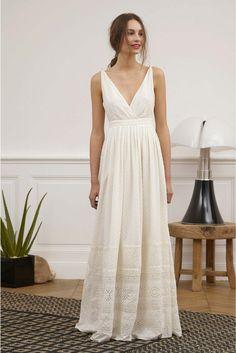 robe longue broderie anglaise 290 gerard darel robe longue pinterest produits et. Black Bedroom Furniture Sets. Home Design Ideas