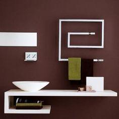 Toalleros contemparáneos y de estilo para decorar el baño...