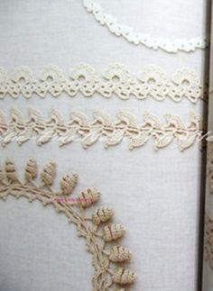 holiday and christmas craft ornament ideas:   make handmade, crochet, craft