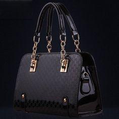 bolsa feminina elegante preta