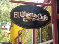El Charros - One of the best places in town for Mexican! Love this place! Great food and atmosphere.
