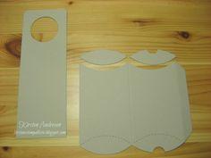 Anleitung Flaschenhänger mit Pillowbox