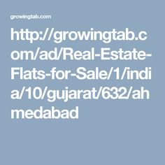 Sale-Buy 1 bhk flat in ahmedabad, Buy 2 bhk apartment in ahmedabad in rs 5,00,000, 7,00,000, 10,00,000, 3 bhk flat in ahmedabad, find 2 bhk in lowest price, post classified ads for sale 2 bhk flat in ahmedabad on growingtab.com, Get 1 bhk flat in ahmedabad in rs 5 lakh, 6 lakh, 7lakh in ahmedabad.   http://growingtab.com/ad/Real-Estate-Flats-for-Sale/1/india/10/gujarat/632/ahmedabad