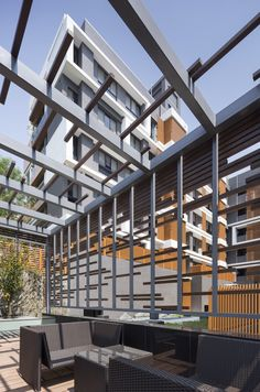 Gallery of Apartment Complex in Qiyan / LRH Architects - 3