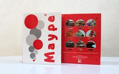 Diseño e impresión de archivador para Maype.
