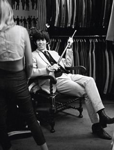 Debonair @officialKeef, one of the images from The #RollingStones50 @Somerset House, until 27 Aug
