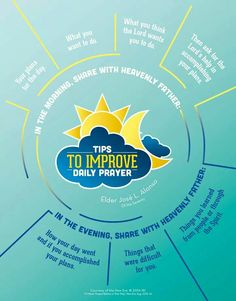 Tips to improve daily prayer