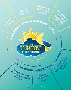 Tips to improve daily prayer  #Faith #DashingWithAPurpose #John3:16