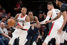 Trail Blazers Shun the Pass and It Costs Them in the Playoffs