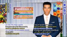 3부-팬데믹: 예방의 열쇠 Pandemics: The Key to Prevention, P3/3 Cold Case, Kyungsoo, Music Publishing, Album, Songs, Education, Youtube, Onderwijs, Song Books