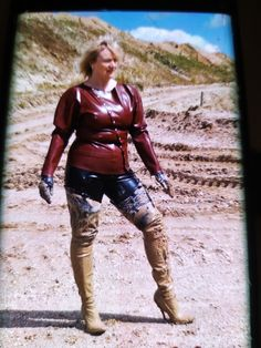 Wet Look, Leather Pants, Wonder Woman, Superhero, Lady, Women, Fashion, Curvy Girl Fashion, Leather Jogger Pants