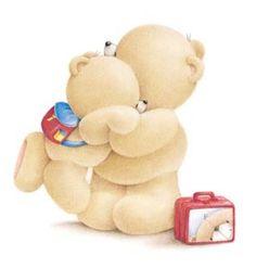 #foreverfriends #teddy #school