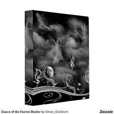 Dance of the Fairies Binder