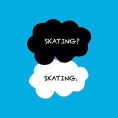 TFIOS figure skater style!