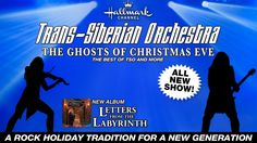 TSO 2015 Winter Tour - The Ghosts Of Christmas Eve