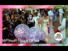 """""""SI"""" ditelo con un palloncino - Matrimonio e.....Balloon Express Shop Giarre - YouTube"""