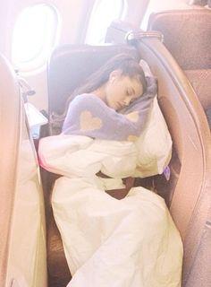 Sleeping Angel - Ariana Grande