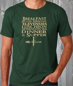 Hobbit / Lord of the Rings Merry & Pippin by FireAntTees on Etsy