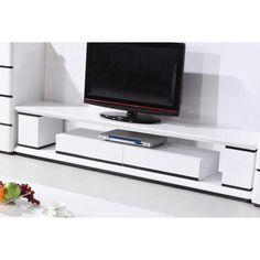 Strassen TV Stand for TVs up to 67″