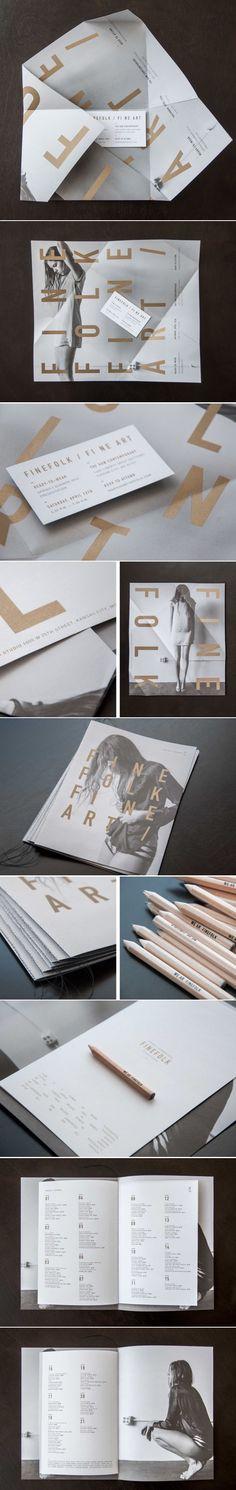 Finefolk | Art Direction, Branding, Concept, Copywriting, Design, Location Scout, Marketing Materials, Name, Photo Editing | Design Ranch