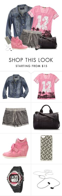 """""""""""Basically, I have two speeds.... Hostile or smart-aleck. Your choice."""" ― James Patterson"""" by saint-mercy ❤ liked on Polyvore featuring Mossimo, H&M, Alexander Wang, Ash, Topshop, AIAIAI and plussize"""