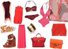 Packing for a beach holiday