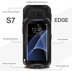 Love Mei Case Galaxy S7 Edge Samsung Metal Protector Extremo Funda | SAMSUNGLove Mei Case Galaxy S7 Edge Samsung Metal Protector Extremo Funda | SAMSUNG – NUESTROS PRODUCTOS: – PROTECTORES y ACCESORIOS de CELULARES