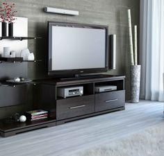 mobilier en bois meuble bois accessoire deco cinema maison divertissement a domicile