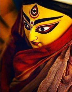 Navratri Puja will help you overcome all your negativities. Flourish with wealth on this Navratri by offering Homam to Lakshmi, Saraswathi & Durga. Durga Maa Paintings, Durga Painting, Madhubani Painting, Indian Art Paintings, Durga Puja Wallpaper, Durga Puja Kolkata, Lord Durga, Navratri Puja, Ganesha Drawing