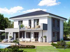 ➤ Finde eine große Auswahl von Ausbau-Häusern, wenn Du auf das Bild klickst. ➤ Weitere Haustypen von vielen Anbietern findest du auf ___ www.fertighaus.de ___ Ausbauhaus, Architektur, modernes Fertighaus, Hausausbau, Eigenheim, Haustypen, Hausvergleich
